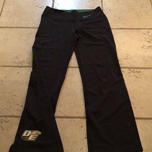 Nike Dri-fit bootcut leggings
